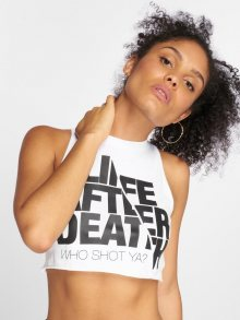 Tank Tops Life after death in white M