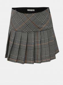 Šedá vzorovaná sukně Name it Foisa