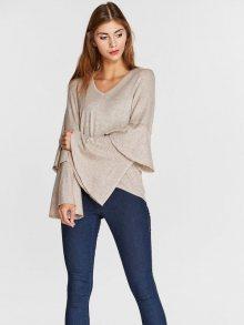 Blue Shadow Dámský svetr sweater_balu_beige\n\n