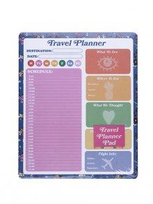 Tri-Coastal Cestovní planner\n\n
