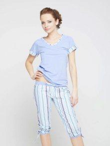Agio Milano Dámské pyžamové tričko DK-316-NIE\n\n