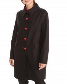 Kabát Love Moschino | Černá | Dámské | XS