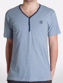 Tričko Wye Thin šedá M
