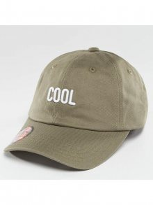 Čepice Cool Daddy Shape khaki Standardní