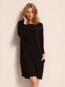 Šaty černá 38