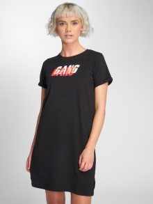 Šaty černá XL