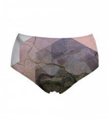 Spodní díl plavek Marble River barevné M