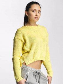 Mikina Janeville žlutá L