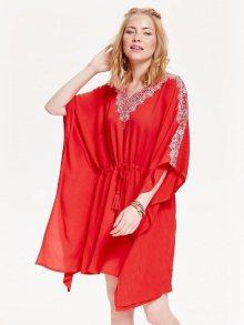Šaty červená 42