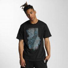 Tričko Be Cool černá S