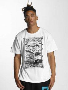 Tričko Rocko´s bílá L
