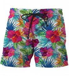 Plavky Jungle Flowers barevné M