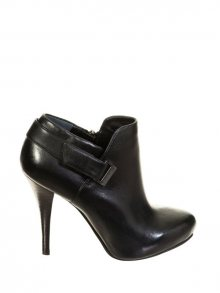 Guess Dámská kotníčková obuv FLOWM3LEA09_BLACK\n\n