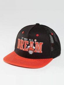Kšiltovka Dreamball černá Standardní