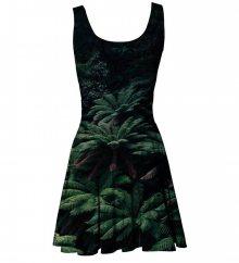 Šaty Botanical barevné S