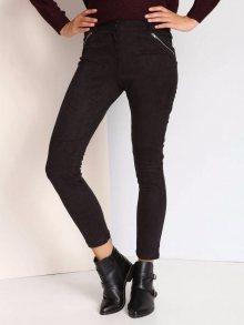 Kalhoty černá S
