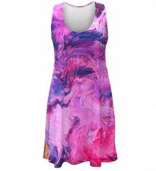 Šaty Kletec barevné L