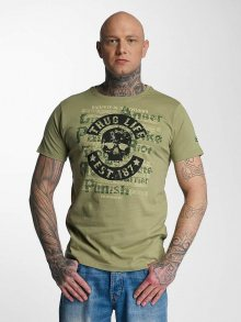 Tričko Violance zelená S