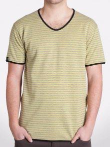 Tričko Reversible žlutá M