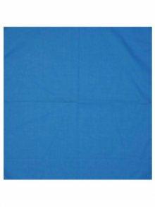 Bandana Blank Turquoise modrá světlá Standardní