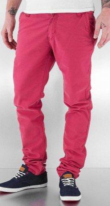 Kalhoty Slim Fit růžová W30/L34