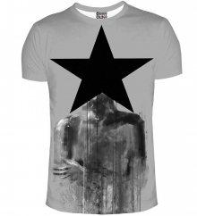 Tričko Black Star barevné M