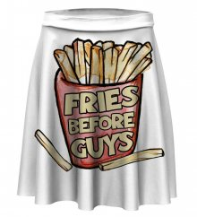 Sukně Fries Before Guys barevné M