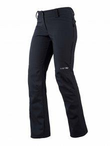 Attiq Dámské trekingové kalhoty Softshell-Pantalon-Lady-Black