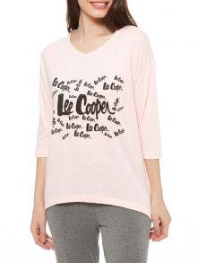 Lee Cooper Dámské tričko LCH032-PINK\n\n