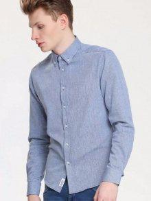 Košile modrá 46