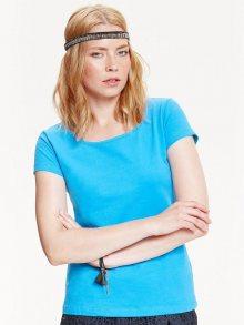 Tričko modrá 42