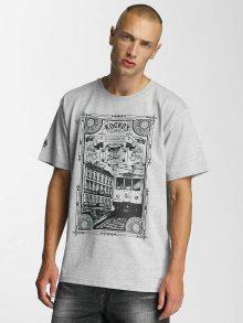 Tričko Rocko´s šedá M