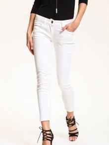 Kalhoty bílá 40