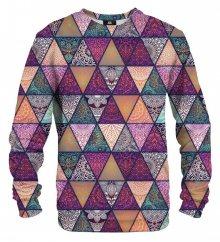 Svetr Triangles barevné M