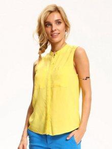 Košile žlutá 40