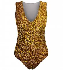 Swimsuit Gold M