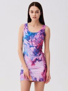 Šaty Kletec barevné M