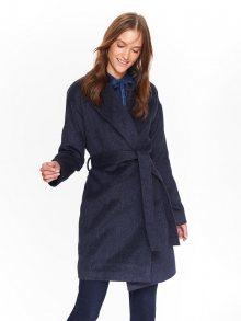 Kabát modrá tmavá 42