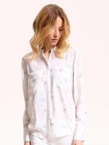 Košile bílá 38