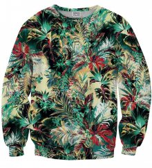 Svetr Tropical Jungle barevné M