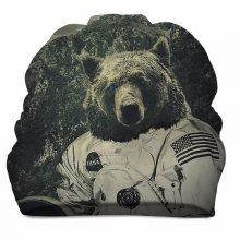 Simple Beanie Nasa Bear Standardní