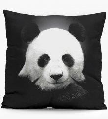 Polštář Panda barevné Standardní