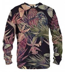 Svetr Jungle Bird barevné M