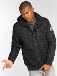 Zimní bunda černá M