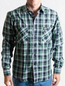 Košile Foreman zelená M