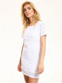 Šaty bílá 36