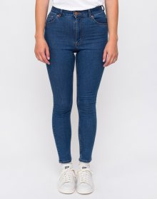 Cheap Monday High Skin Abstract Blue W26/L32