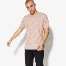 Confront Tričko Ss Flamingo Muži Oblečení Trička Cf18Tsm78001 Muži Oblečení Trička Růžová US L