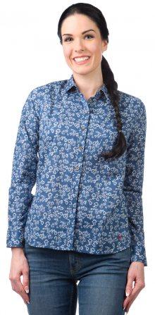 Pepe Jeans Dámská košile Hope_aw15 modrá\n\n
