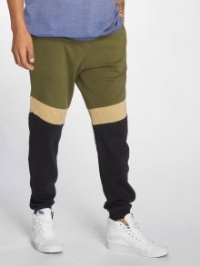 Sweat Pant Quillacollo in olive M